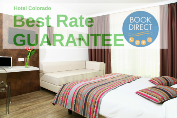Best rate guarantee Hotel Colorado Lugano